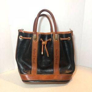 Marino Orlandi Rich Italian Leather Handbag